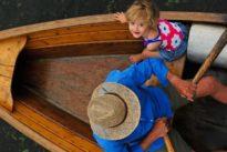 Wenn Großeltern erziehen: Mit Opa in einem Boot