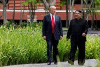 Amerika und Nordkorea: Trump schickt Kim einen Brief