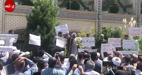 Kundgebungen und Proteste: Ein Toter bei neuen Unruhen in Iran