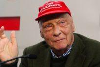 Nach Lungentransplantation: Niki Lauda wohl wieder bei Bewusstsein