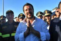 """Italiens Innenminister Salvini: """"Wir lassen uns nicht von Ratingagenturen einschüchtern"""""""