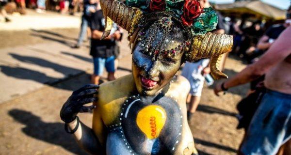 Heiße Bilanz: Über Wacken brennt die Sonne