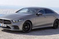 Mercedes-Benz CLS: Schönheit auf die Schräge getrieben