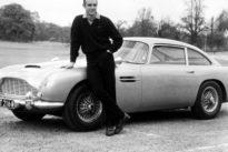 Fahren wie James Bond: Aston Martin baut 007-Auto nach