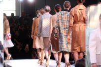 Londoner Modewoche: Bitte etwas Mut applizieren