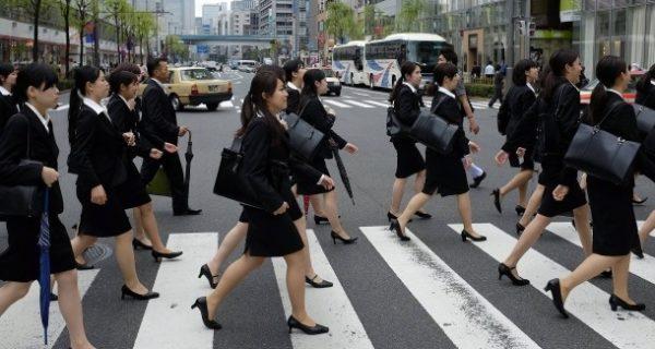 Schlankheitswahn in Japan: Kinder wie Basketbälle