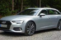 Fahrbericht Audi A6 Avant: Liebling des Fuhrparks