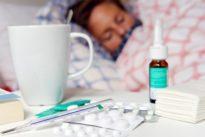 Mehr Deutsche beim Arzt: Außergewöhnlich schwere Grippewelle im vergangenen Winter