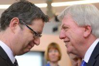 Internetplattform zur Wahl: Bouffier und Schäfer-Gümbel verlieren