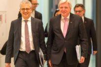 Umfrage vor der Landtagswahl: CDU fällt in Hessen unter 30 Prozent