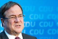 """""""Nicht um sich selbst kreisen"""": Laschet hält sich Kandidatur als CDU-Bundesvorsitzender offen"""