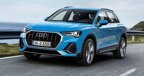 Audi Q3, 2. Generation: Scharfe Linie statt Buckel