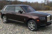 Fahrbericht SUV Cullinan: Endlich wird Rolls-Royce praktisch