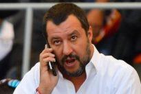 "Italiens Innenminister Salvini: ""Was Brüssel sagt, ist mir völlig egal"""