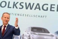 Herbert Diess im Interview: VW geht nach Seattle
