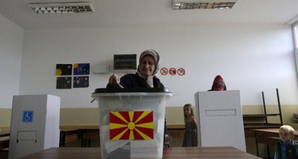 Mazedonien: Referendum an niedriger Wahlbeteiligung gescheitert