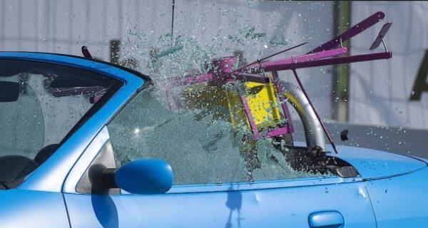 Crashtests: Unterschätzte Gefahren durch E-Bike und Drohne