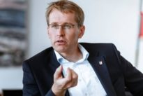 """Nächster Bundesratspräsident: Daniel Günther klagt über """"Verzagtheit"""" in der Politik"""