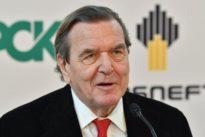 """Annexion der Krim: Gerhard Schröder auf Liste der """"Staatsfeinde"""" der Ukraine"""
