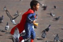 Superhero-Chic: Achtung, Cape!