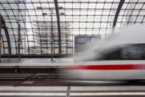 """Grünen-Chefin empört über Bahn: """"Da stehen nun meine Kinder"""""""