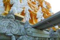 Hindu-Tempel in Berlin: Meditation im Drogenpark