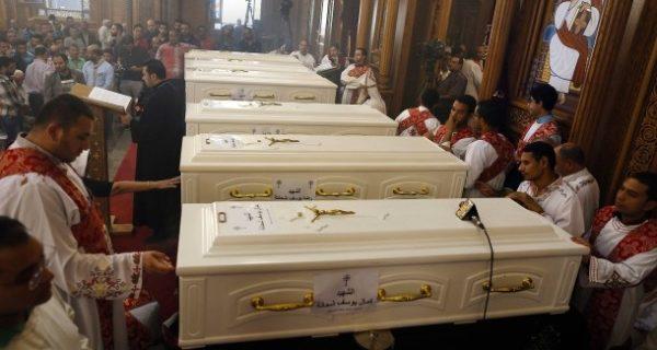 Nach Anschlag auf Kopten: 19 mutmaßliche Dschihadisten erschossen