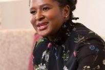 """Namibias First Lady über Aids: """"Jeder, der infiziert ist, bekommt eine Therapie"""""""