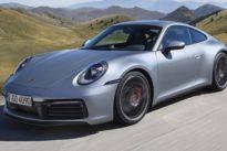 Weltpremiere in Los Angeles: Das ist der neue Porsche 911