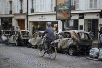 Ausschreitungen in Frankreich: Macrons Reifeprüfung