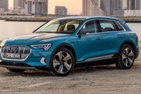 Fahrbericht Audi E-Tron: Ringe unter Strom