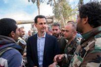 In von Türkei bedrohter Region: Syrische Regierung rüstet Truppen auf