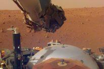 Raumfahrt: Winde auf dem Roten Planeten gemessen