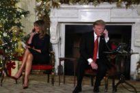 Nach Telefonat mit Trump: Mädchen glaubt weiter an den Weihnachtsmann