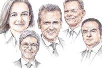 Kaeser, Sandberg, Ghosn, Diess: Die Moral, das Geschäft und das Managerjahr 2018