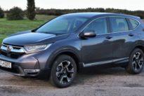 Fahrbericht Honda CR-V Hybrid: Benzin für die Batterie