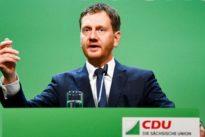 CDU-Parteitag in Sachsen: Aufbruch mit Sehnsucht nach den guten alten Zeiten