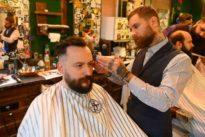 Boom der Barbershops: Ein Mann, ein Bart