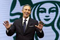 Howard Schultz: Früherer Starbucks-Chef erwägt Präsidentschaftskandidatur