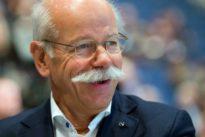 Im Jahr: Zetsche erhält mehr als eine Million Euro Pension