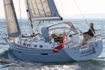 Fahrtenschiff Saare 38.2: Segeln ohne Gedöns