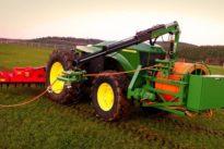 Elektrischer Traktor: An der langen Leine