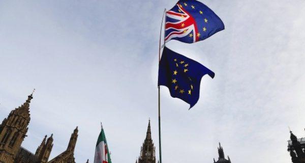 Die Akteure im Brexit-Streit: Eine Premierministerin, ein verkappter Brexiteer und ein Gentleman