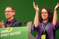 Schub nach der Wahl: Hessens Grüne mit Mitglieder-Sprung