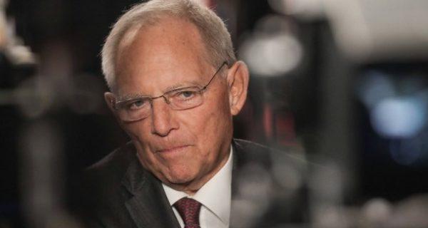 """Schäuble zu Bundestags-Streit: AfD hat """"keinen Rechtsanspruch"""" auf Vizepräsidentenposten"""