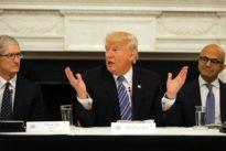 Trump löst Beratergremien auf: Das Ende der Weltklassegruppe