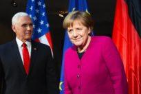 Rede auf Sicherheitskonferenz: Die (fast) entfesselte Angela Merkel