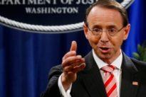 Kritik von Trump: Amerikanischer Vizejustizminister will zurücktreten