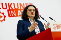 Emnid-Umfrage: SPD fällt auf 16 Prozent