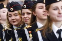 Polizei in Russland: Ausbildung zu Patrioten